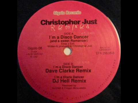 Christopher Just - Iam a Disco Dancer (and a sweet romancer)....