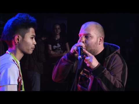 Beatbox Battle World Champs 2012 - Quarterfinal - Shawn Lee VS KIM