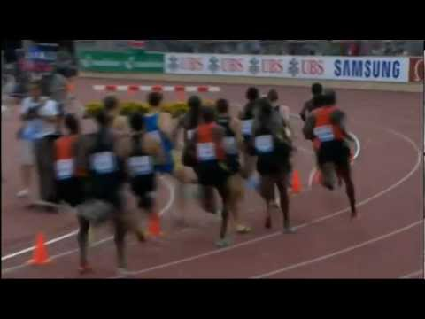 Men 1500m Lausanne Diamond League 2012