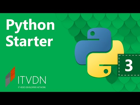 Python Starter. Урок 3. Условные конструкции.