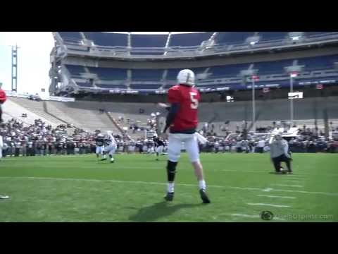 Penn State Football: Blue and White Game