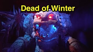 Dead of Winter - Knotts Scary Farm 2016