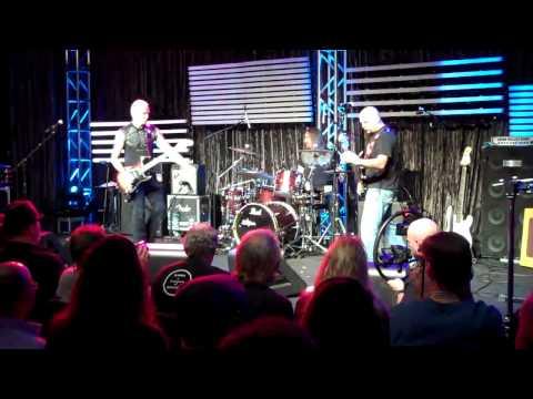NAMM 2010 = Gary Hoey Band = LOW RIDER JAM