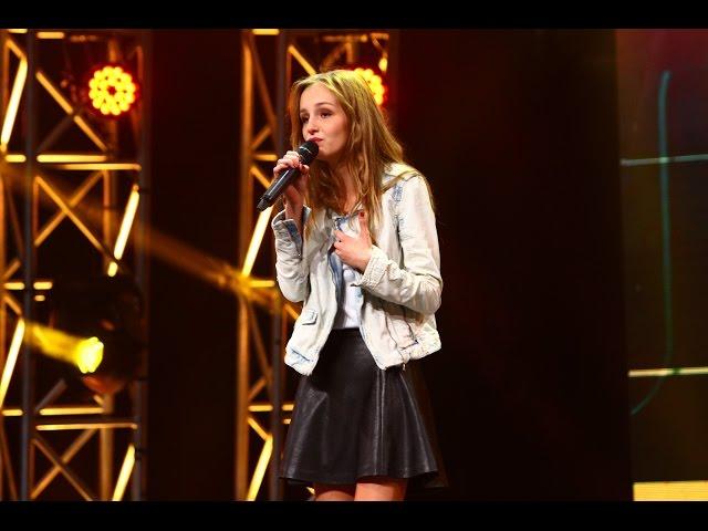 Shawn Mendes - Stitches. Vezi aici cum cântă Lizuca Bigu la X Factor!