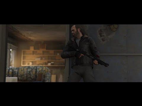 GTA 5 -  CRYSTAL MAZE | Action Movie