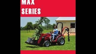 Max 26XL 4WD Shuttle - Mahindra Tractor USA