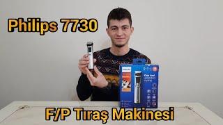 Philips 7730 Erkek Bakım Seti - İnceleme ve Test