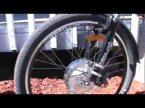 eZee Electric Bike Conversion Kit Review