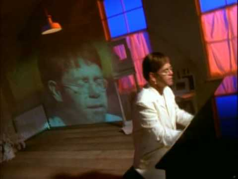 Elton John - Can you feel the love tonigh