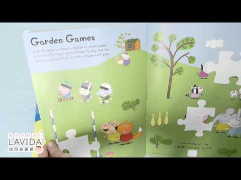 Peppa Pig:Summer Fun! Sticker Activity Book 粉紅豬小妹:歡樂夏季貼紙遊戲書