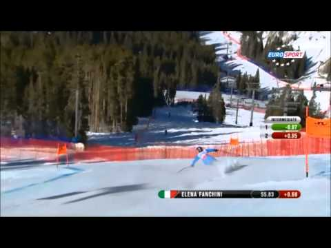 Tina Maze Wins Women's Downhill 2015 USA Vail Beaver Creek MP3