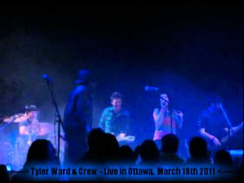 Tyler Ward & Crew - Airplanes and keep it together ( Live in Ottawa )
