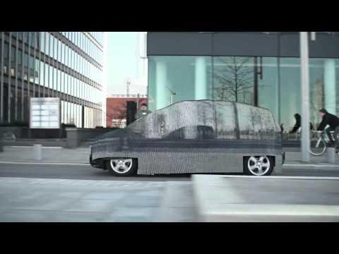 Nevidljivi automobil