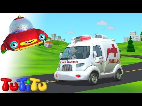 TuTiTu Toys | Ambulance