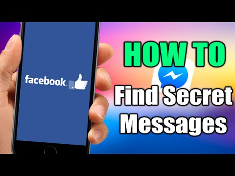 The Secret Facebook Messenger Inbox