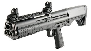 Дробовик Kel-Tek KSG США ( Необычное оружие )