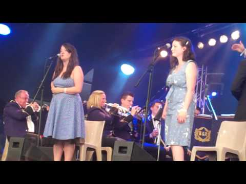 The Unthanks, Fareweel Regality, Cambridge Folk Fest. 2012