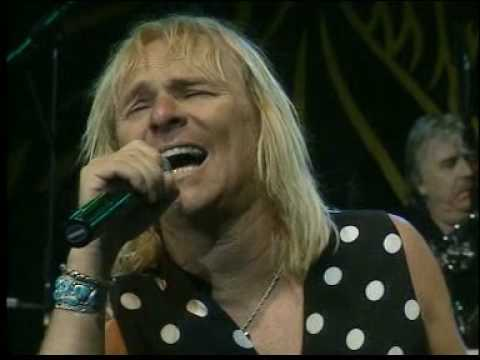 Uriah Heep - Rain (Live) Video