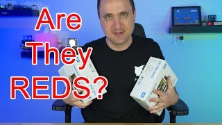 Same Red Drives!? Shucking WD 10TB Elements USB Drives