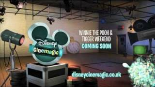 Disney Cinemagic UK - WINNIE THE POOH & TIGGER WEEKEND - Promo