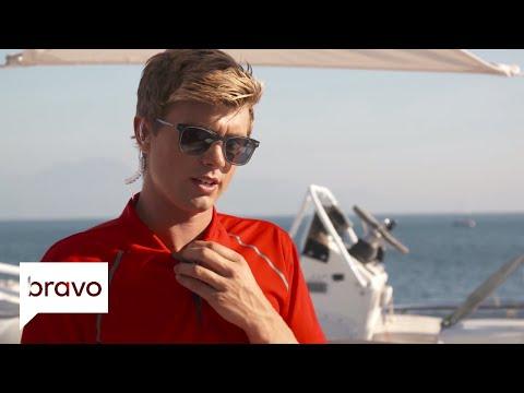 Below Deck Mediterranean: Captain Sandy Needs Conrad's Focus On Deck (Season 3, Episode 5)   Bravo