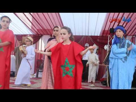 """براءة أطفال """"بريكشة"""" وحُب الوطن تجعلانهم يرقصون على أغنية مغربية رائعة thumbnail"""