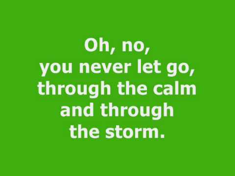 Matt Redman - You never let go