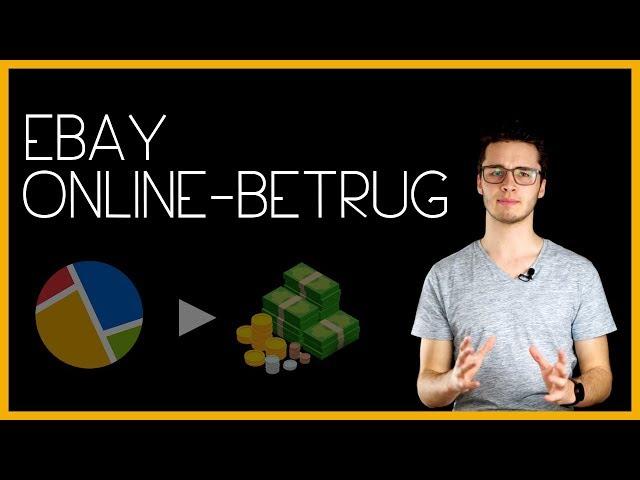 Online-Betrug  Wie du verarscht wirst! в Ebay-Kleinanzeigen