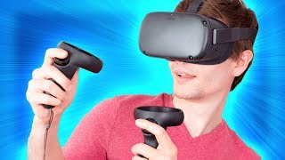 Oculus Quest: The VR I've Been Waiting For...