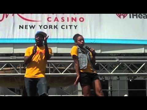 Bring It On Broadway At Bryant Park video