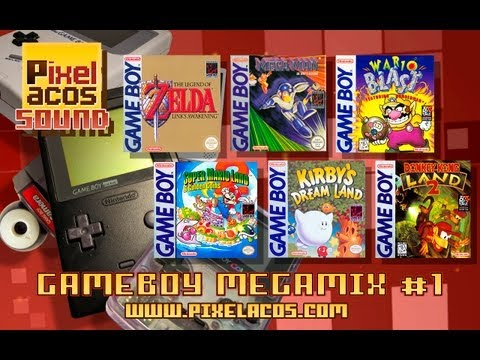 Pixelacos Sound - Gameboy Megamix Vol.1 Medley