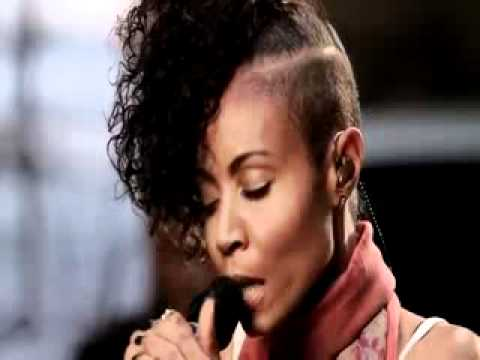 Jada Pinkett - Burn (Music Video)