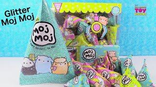 Moj Moj Glitter Series Squishy Blind Bag Unboxing Toy Review   PSToyReviews