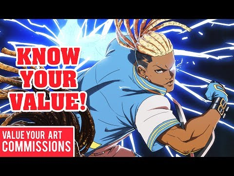How To Value Your Art Commissions For Beginners