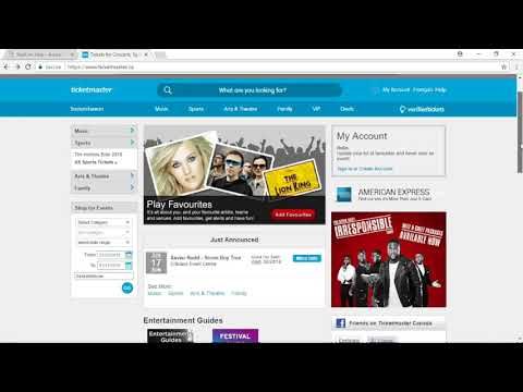 What is a Verified Fan Presale through Ticketmaster
