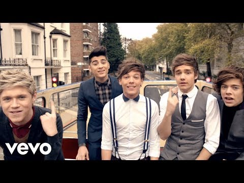 One Direction - One Thing Music Videos