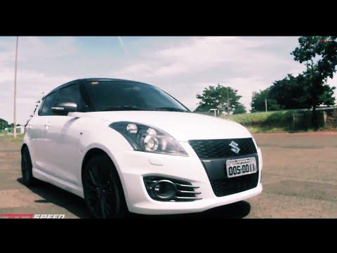Avaliação Suzuki Swift Sport R (Canal Top Speed)