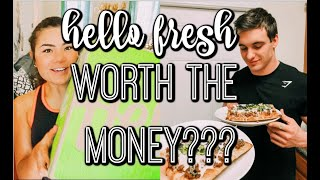 IS HELLOFRESH WORTH BUYING?? COLLEGE STUDENTS OPINION