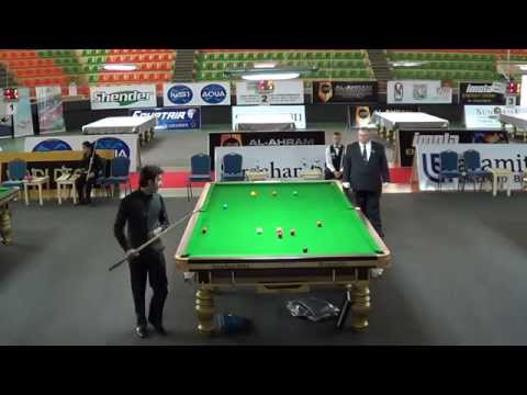 2014 IBSF World 6Reds Final Frame1 - Pankaj vs. Kacper