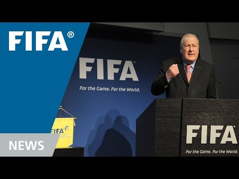 REPLAY: Post-FIFA ExCo press conference - 3 December, 2015