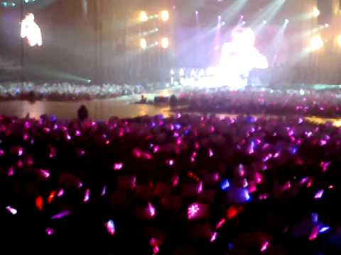 [FANCAM] Girls' Generation Tour in Bangkok – Complete (Paper message event)