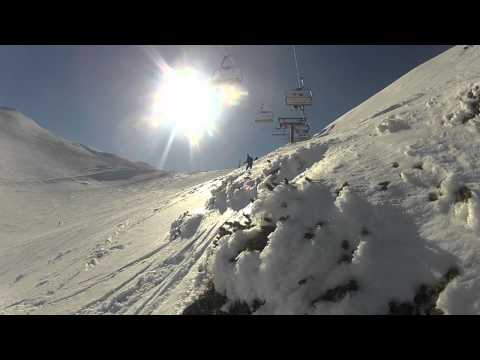 EAPSI Level 2 Snowboard Graduate - Brett Machin - Snowboard Ability Assessment Video