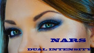 Dual Intensity NARS Makeup Look