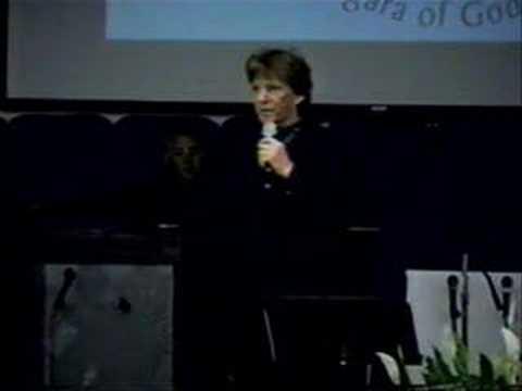 Sammy Hall - Jesus Loves Me - Testimony