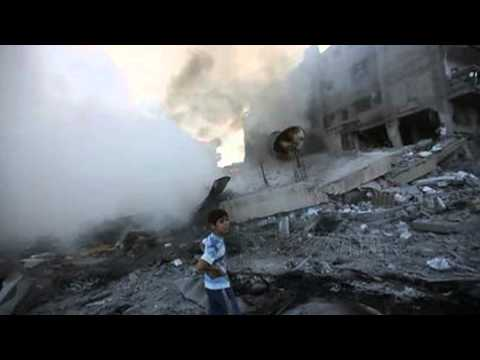 3 Day Humanitarian Cease Fire Begins In Gaza