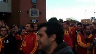 Galatasaray-Manchester United 19.09.2012 | We Are The Best Galatasaray  |