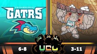 Pokemon ORAS Wifi Battle | Philadelphia Feraligatrs VS Long Island Regirockies (Week 15 - UCL)