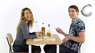 Truth or Drink - Blind Dates (Gina & Chad)
