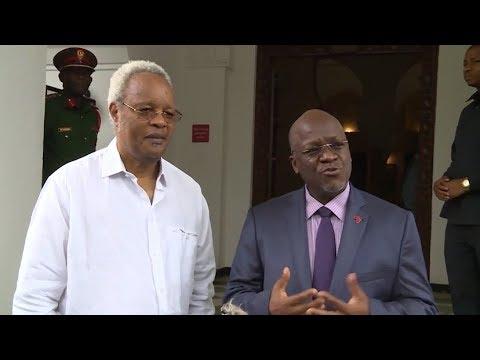 Lowassa akutana na Rais Magufuli Ikulu, Anena mazito