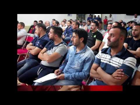 قرعة دوري الشودري الرمضاني في كرة القدم المصغرة